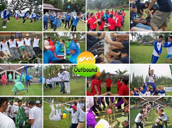Paket 3 Days: Outbound Training, Company Outing, Family Gathering